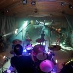 Tunesday live Drummer-Perspektive 2