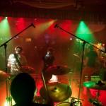 Tunesday live Drummer-Perspektive