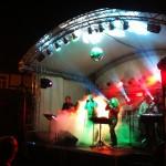Konzertbeleuchtung outdoor