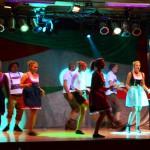 Bühnenbeleuchtung Karneval 5