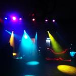 Beleuchtungskegel Disco